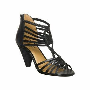 Seychelles Leather She's Got The Moves Sandals 7.5